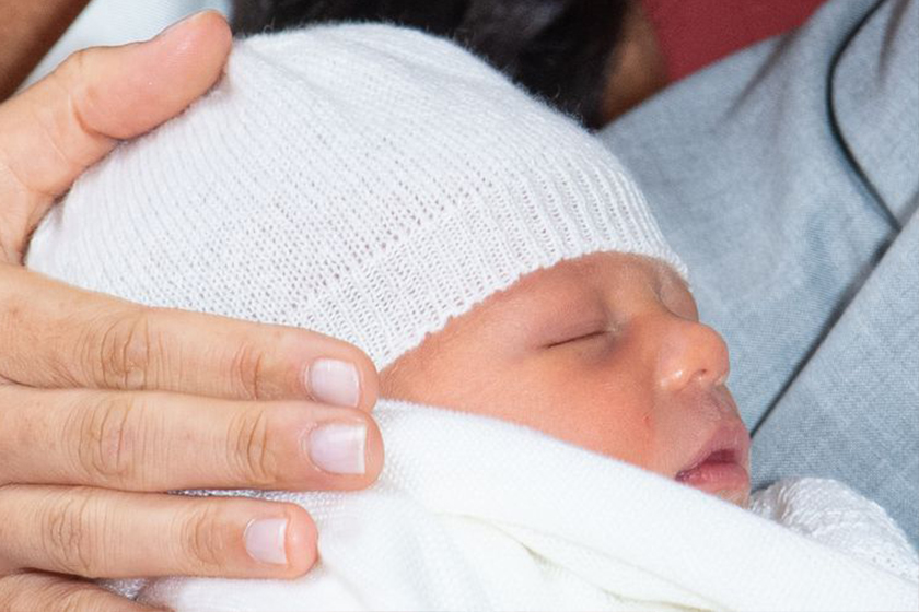 Prince-harrymeghan-markle-baby-Archie Harrison