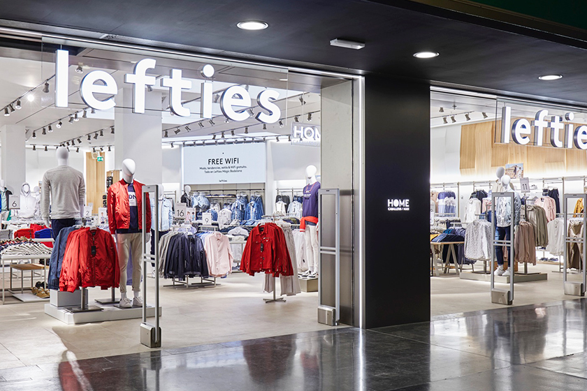 zara outlet lefies