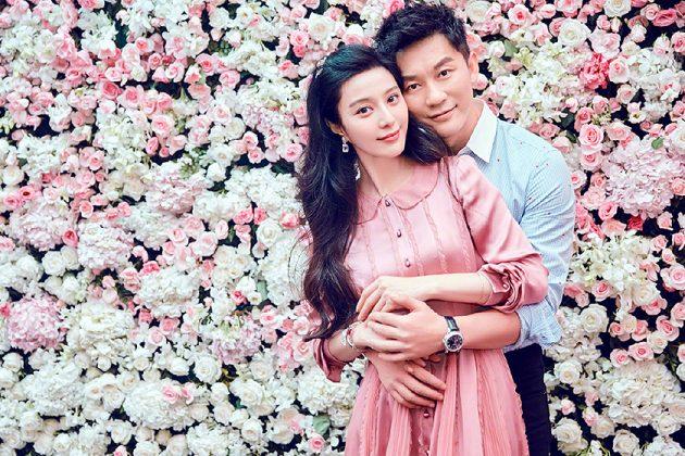 fan-bing-bing Li Chen Break Up
