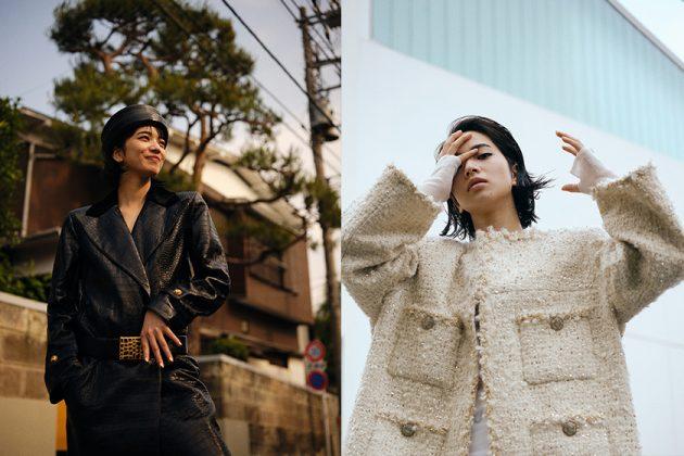 Komatsu Nana Bella Magazine Cover Story