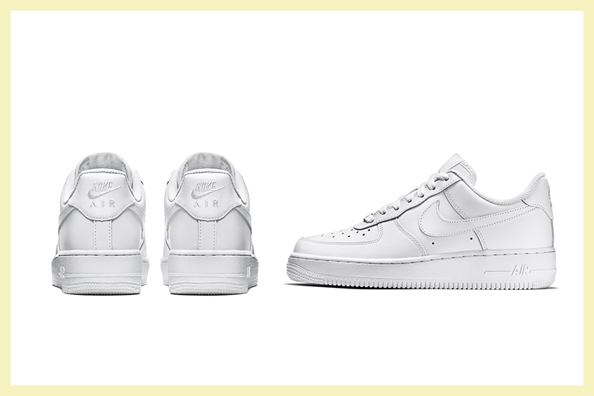 Nike air-force1 white