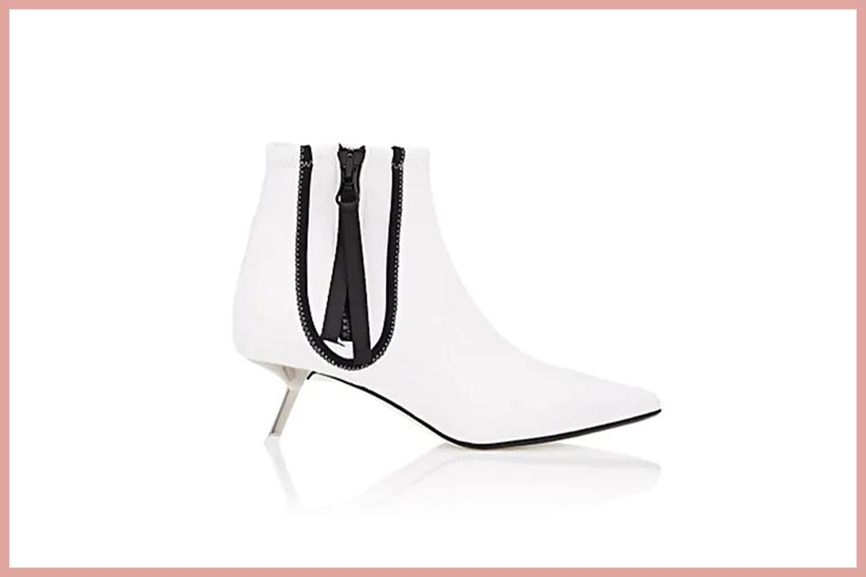 ALCHIMIA DI BALLIN Perca Rubber & Neoprene Ankle Boots