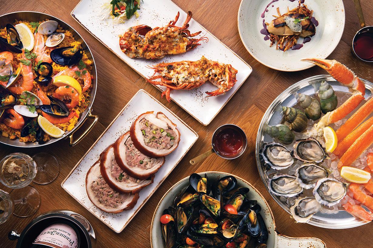 Bostonian-Seafood-Grill-Restaurant-Sunday-Brunch