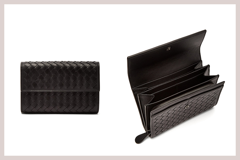 wallet valentino chloe saint laurent Bottega Veneta burberry