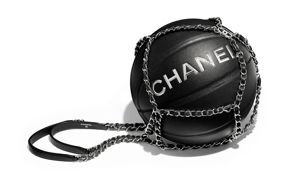 Chanel-basketball