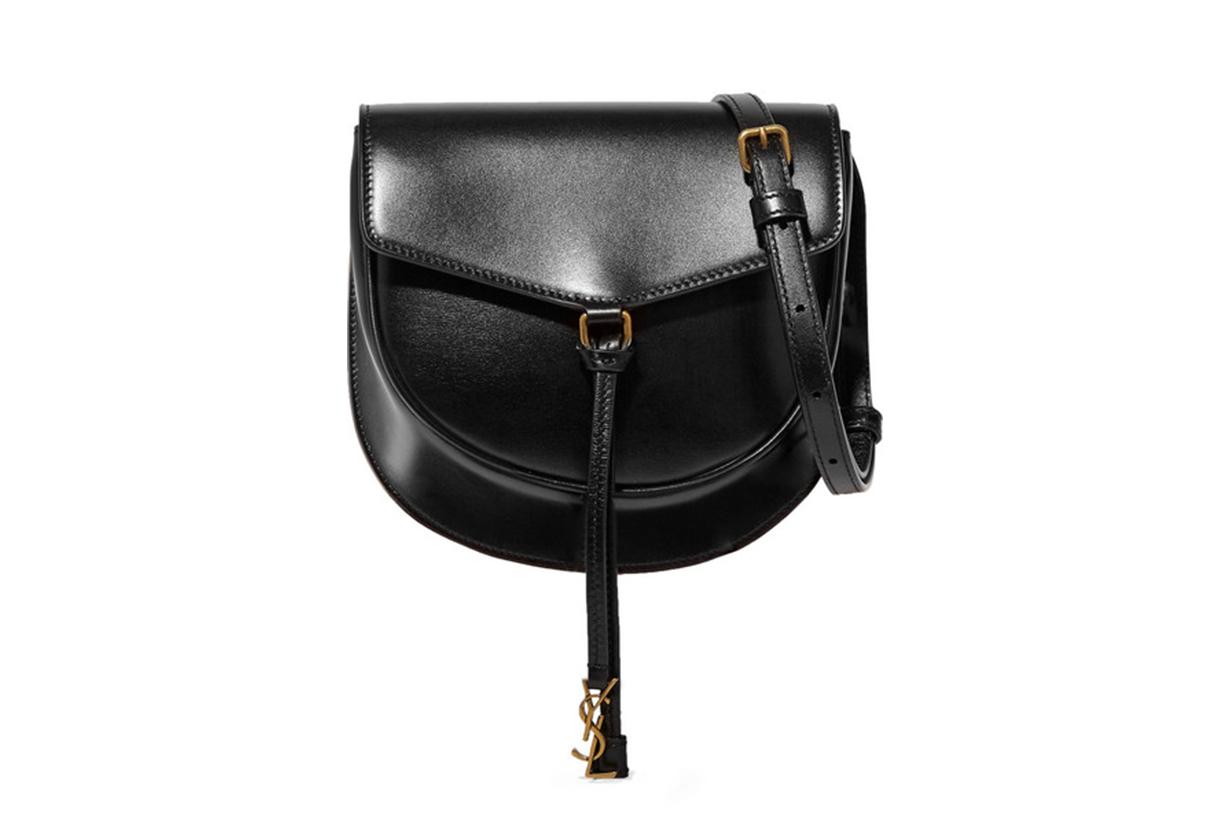 Datcha Leather Shoulder Bag