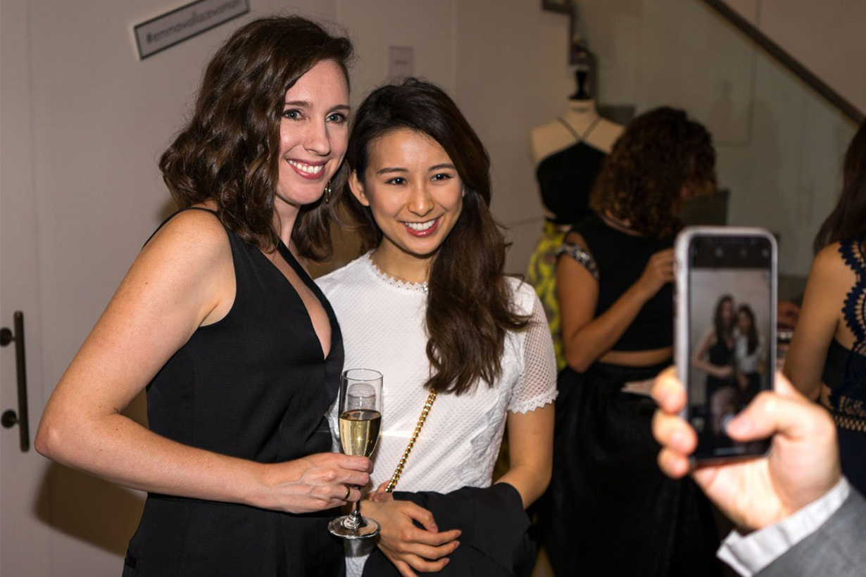 Emma Wallace Fashion Designer Sheung Wan Store