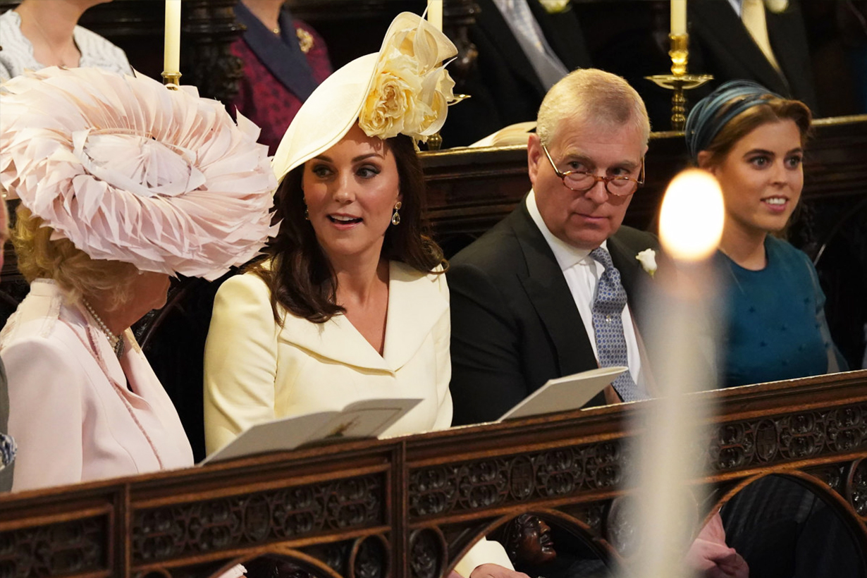 Kate Middleton Philip Treacy Hat Meghan Markle Trooping the Colour