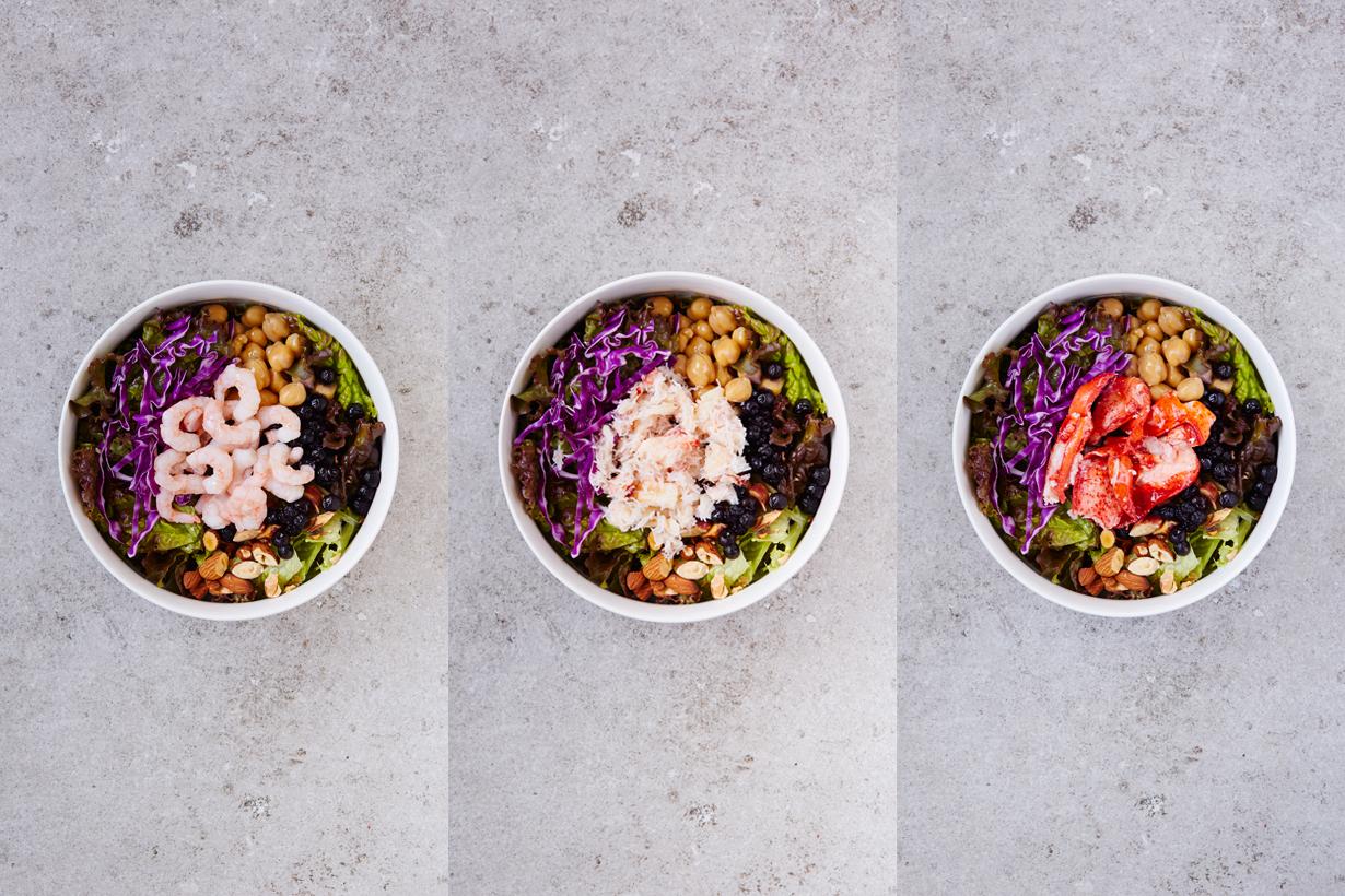 luke's lobster taipei limitd menu avocado summer