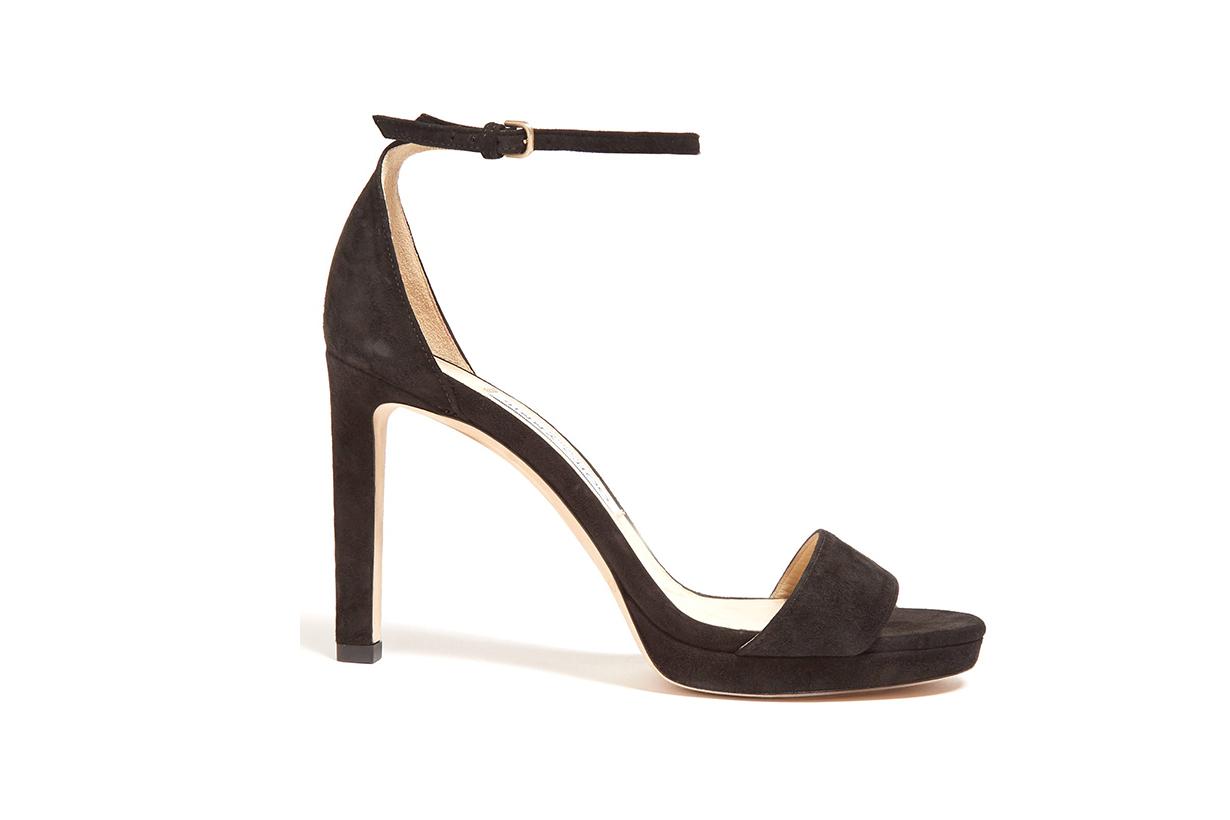 Misty 100 Suede Sandals