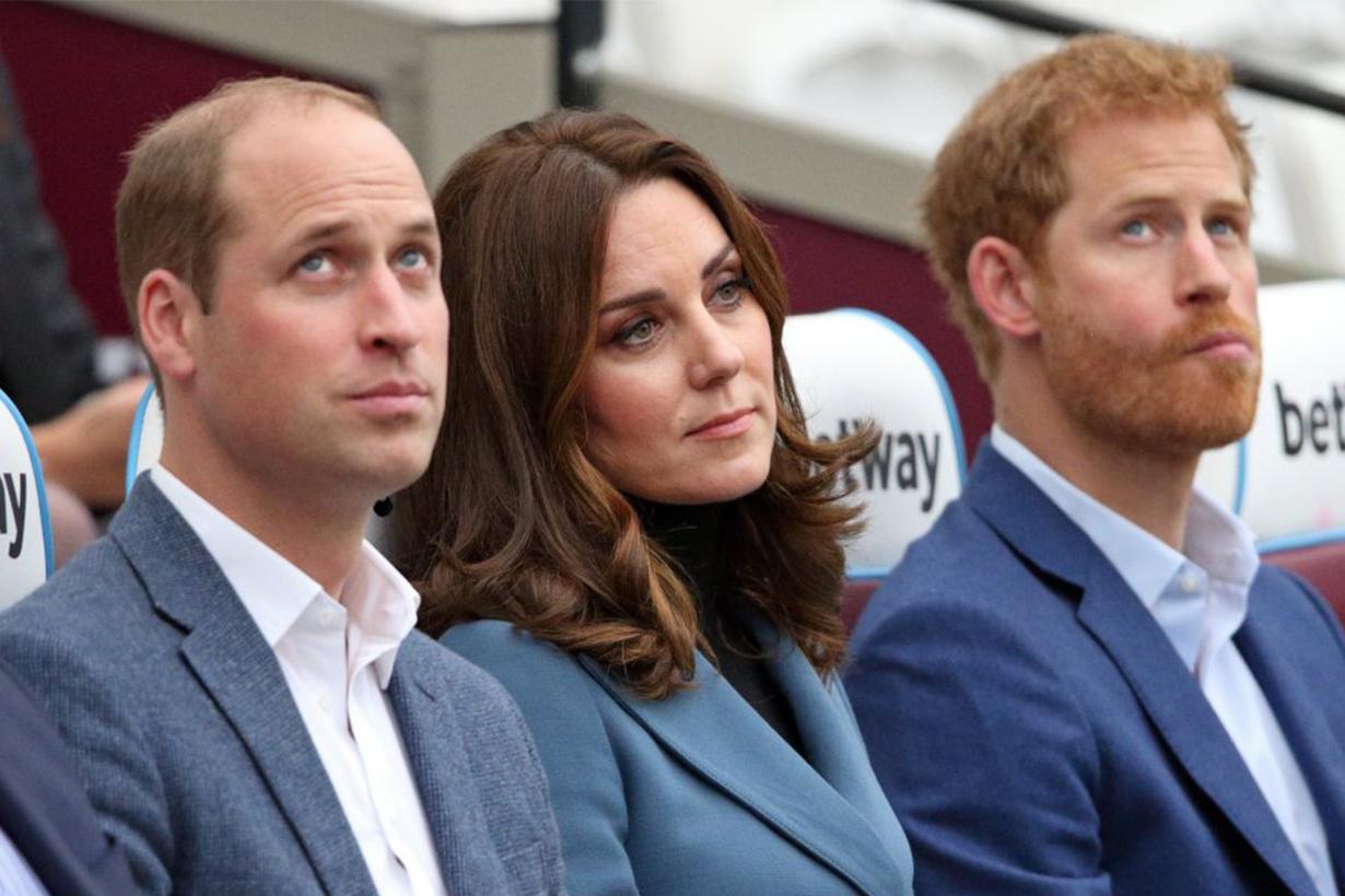 Prince William Kate Middleton Prince Harry