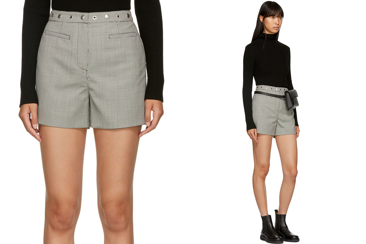 10 Pairs of High-waisted Shorts For Work