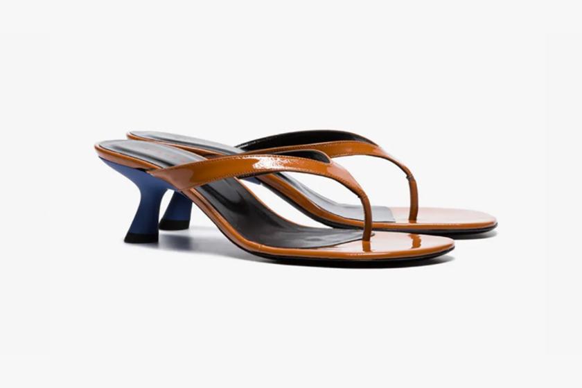 Flip Flops heels trend 2019