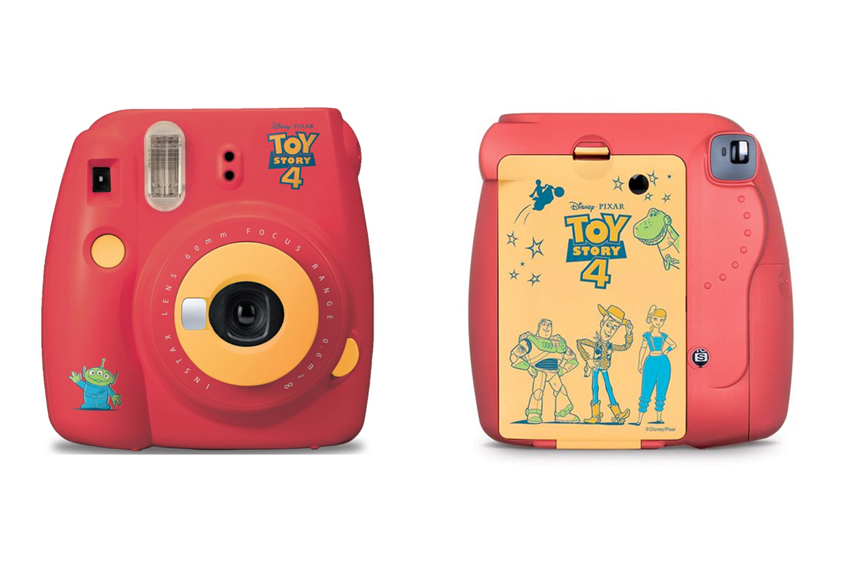 toy story fujifilm insta mini limited camera
