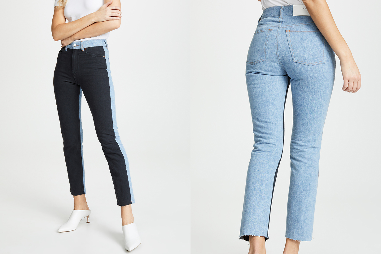 Move Over, Skinny Jeans—This New Denim Trend Is Better Than All the Rest