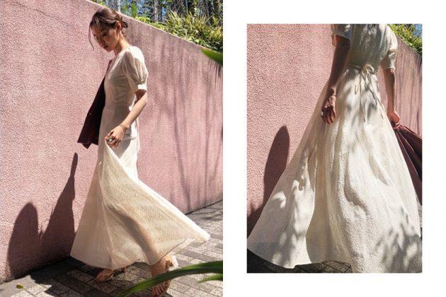JAPANESE STAR Fukada Kyoko lupin no musume Dress Style Tips