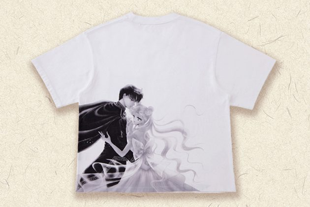 Uniqlo UT Sailor Moon T-shirt Naoko Takeuchi japan Comic cartoon