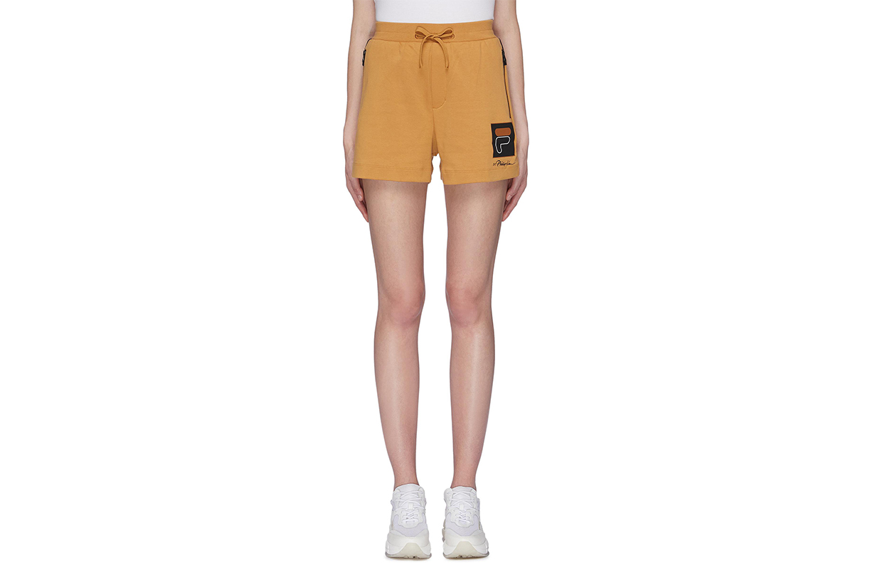 3.1 Phillip Lim x FILA Zp Pocket Sweat Shorts