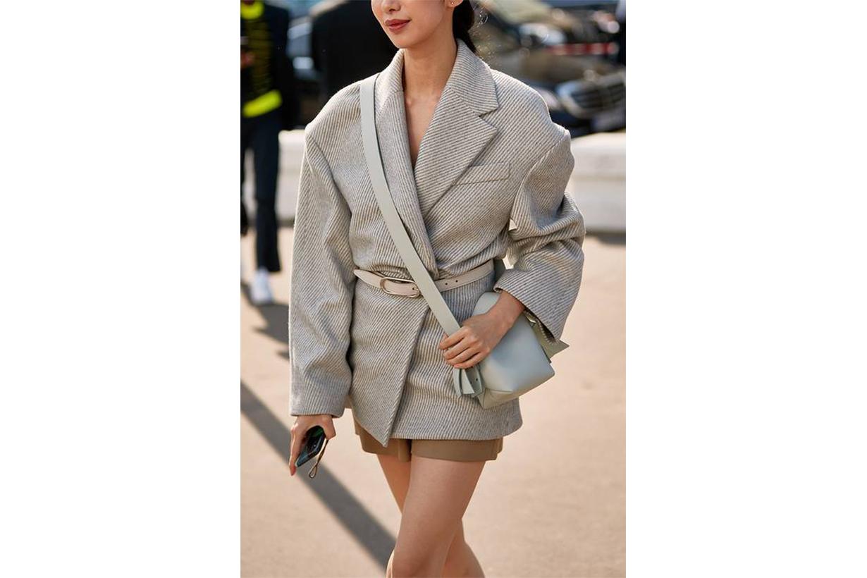 Tbilisi street style blazer fashion