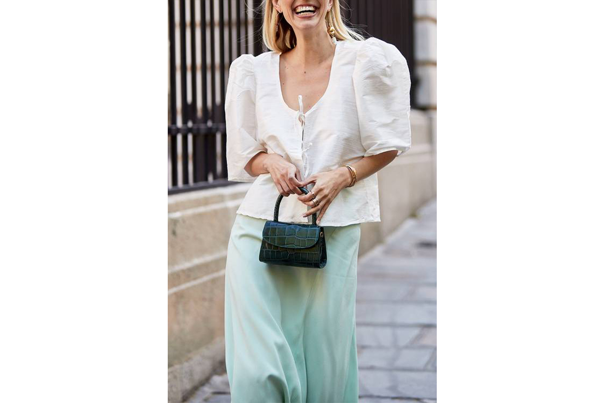 Amsterdam Street Style Mini Bags Fashion