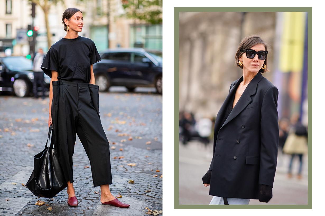 Vogue Ukraine ambassador Julie Pelipas Street Style