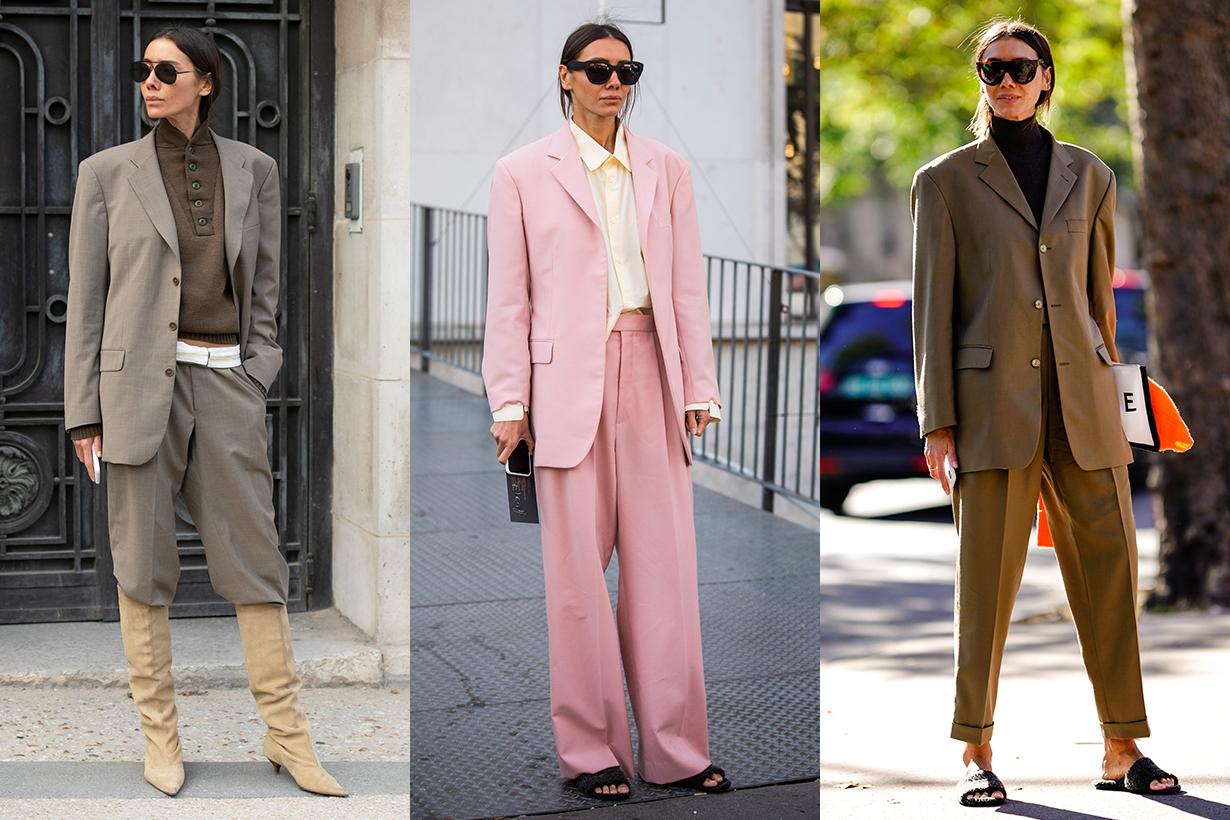 Vogue Ukraine Julie Pelipas Street Style
