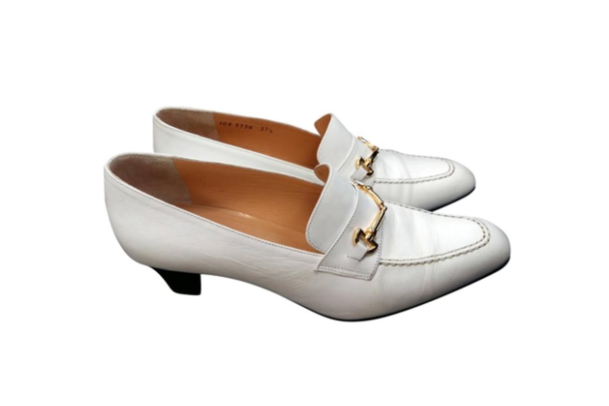 Céline Leather Flats