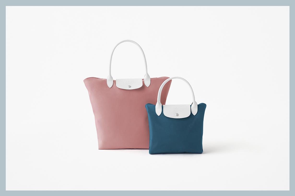 longchamp-nendo-circle Top handle bag