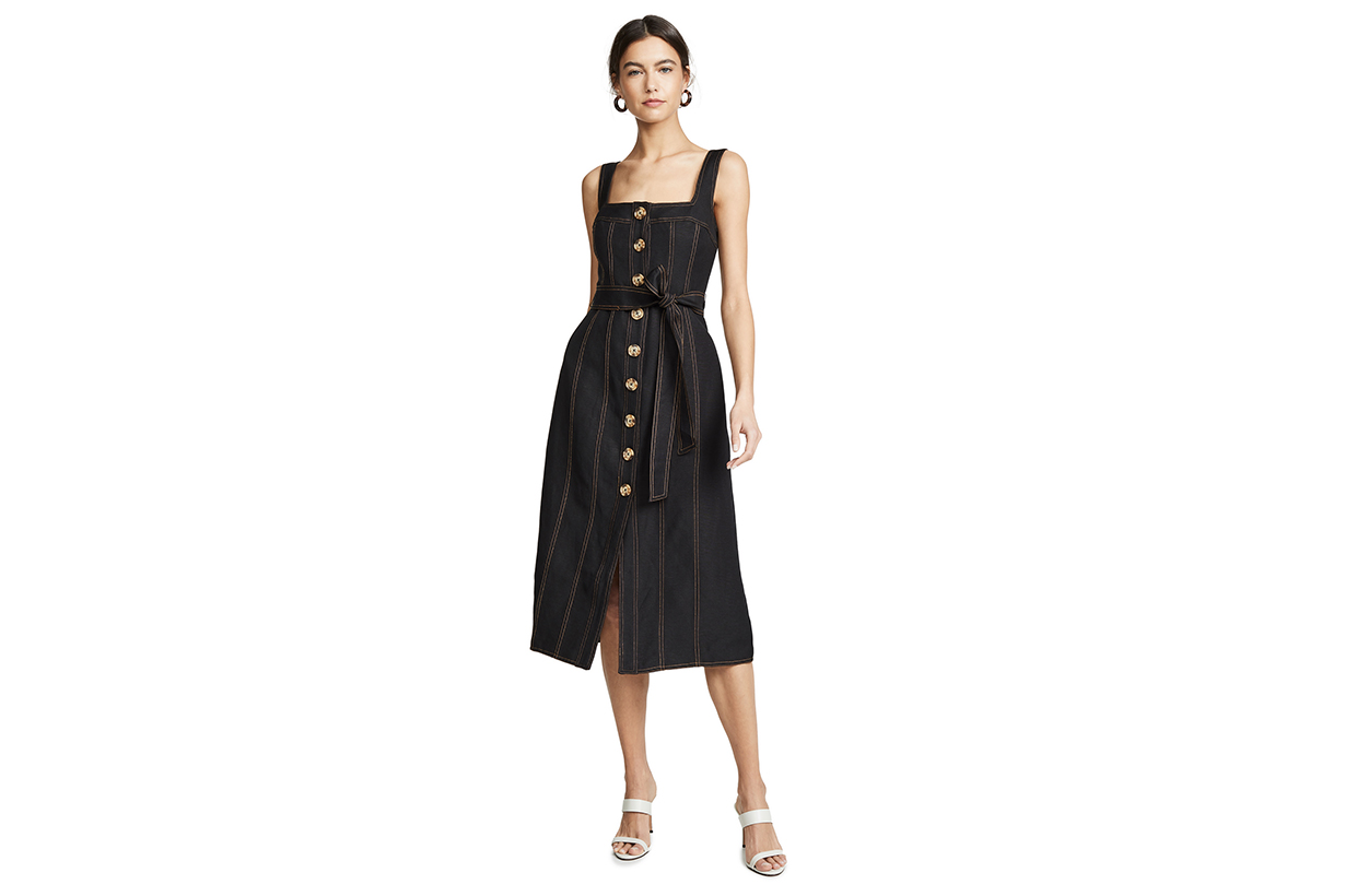 C/Meo Collective Devoted Midi Dress
