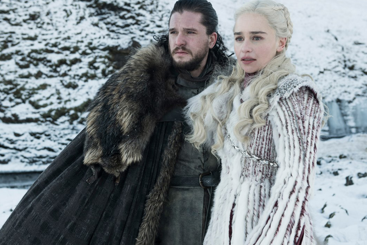 game of thrones emmy nominations 2019