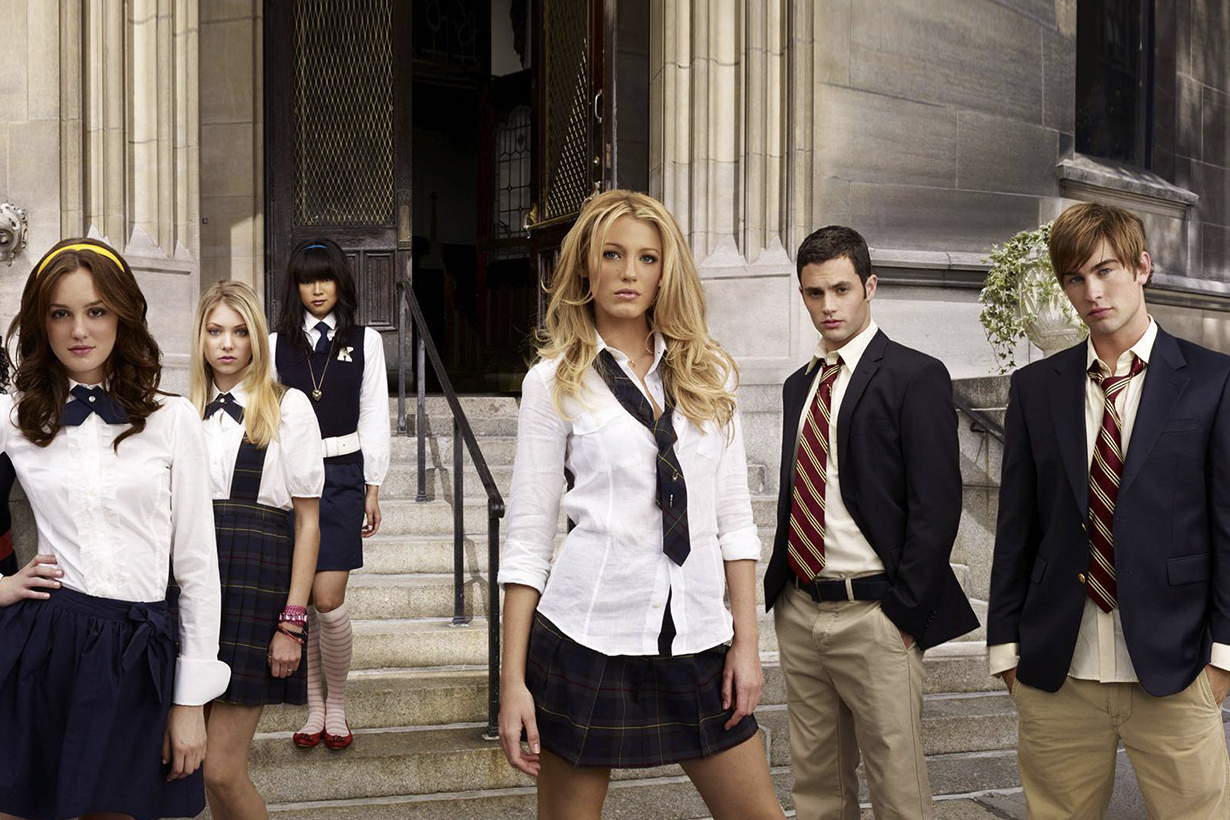 gossip girl is coming back tv revival Hbo max