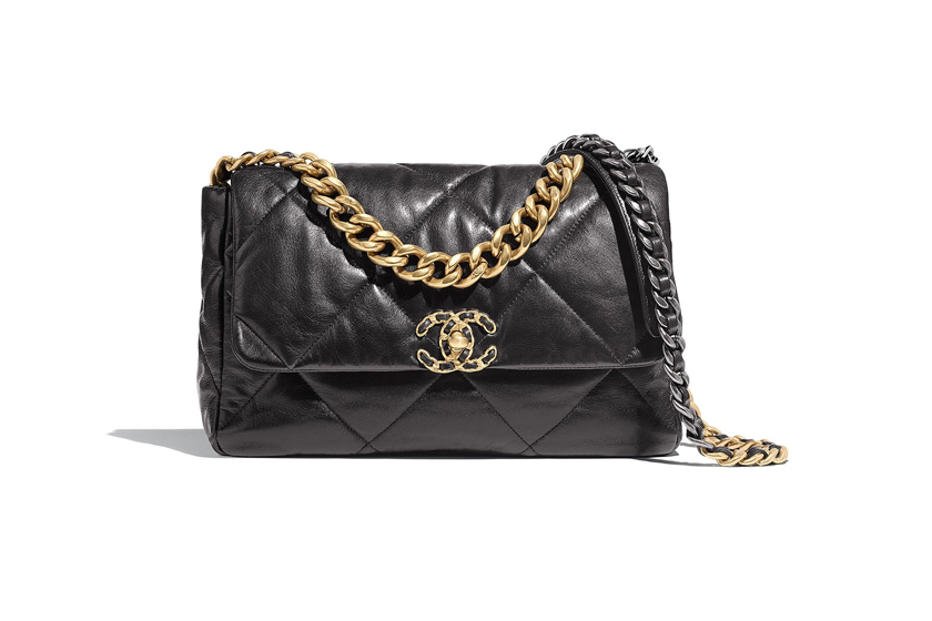 chanel 19 handbags 2.55 new 2019 fw it bags
