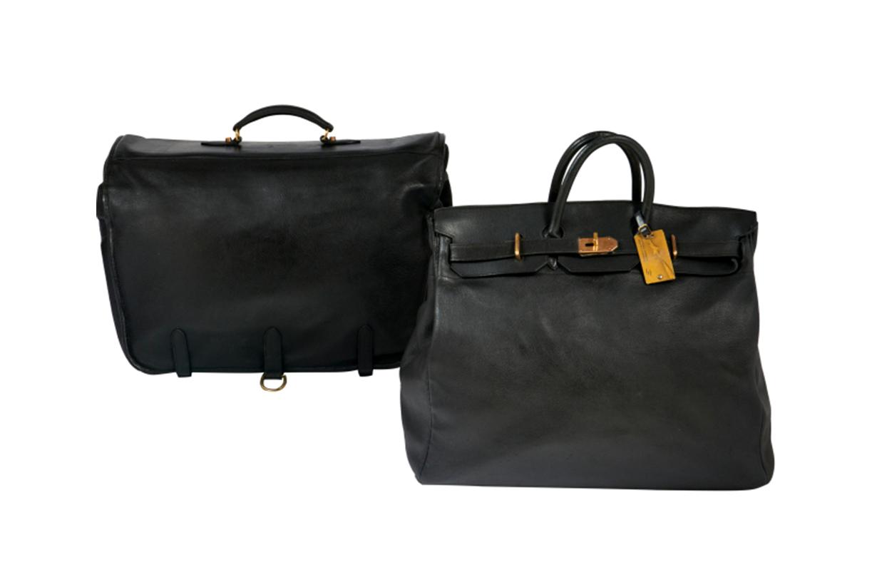 Haut à Courroies 50cm bag and American Garment Bag