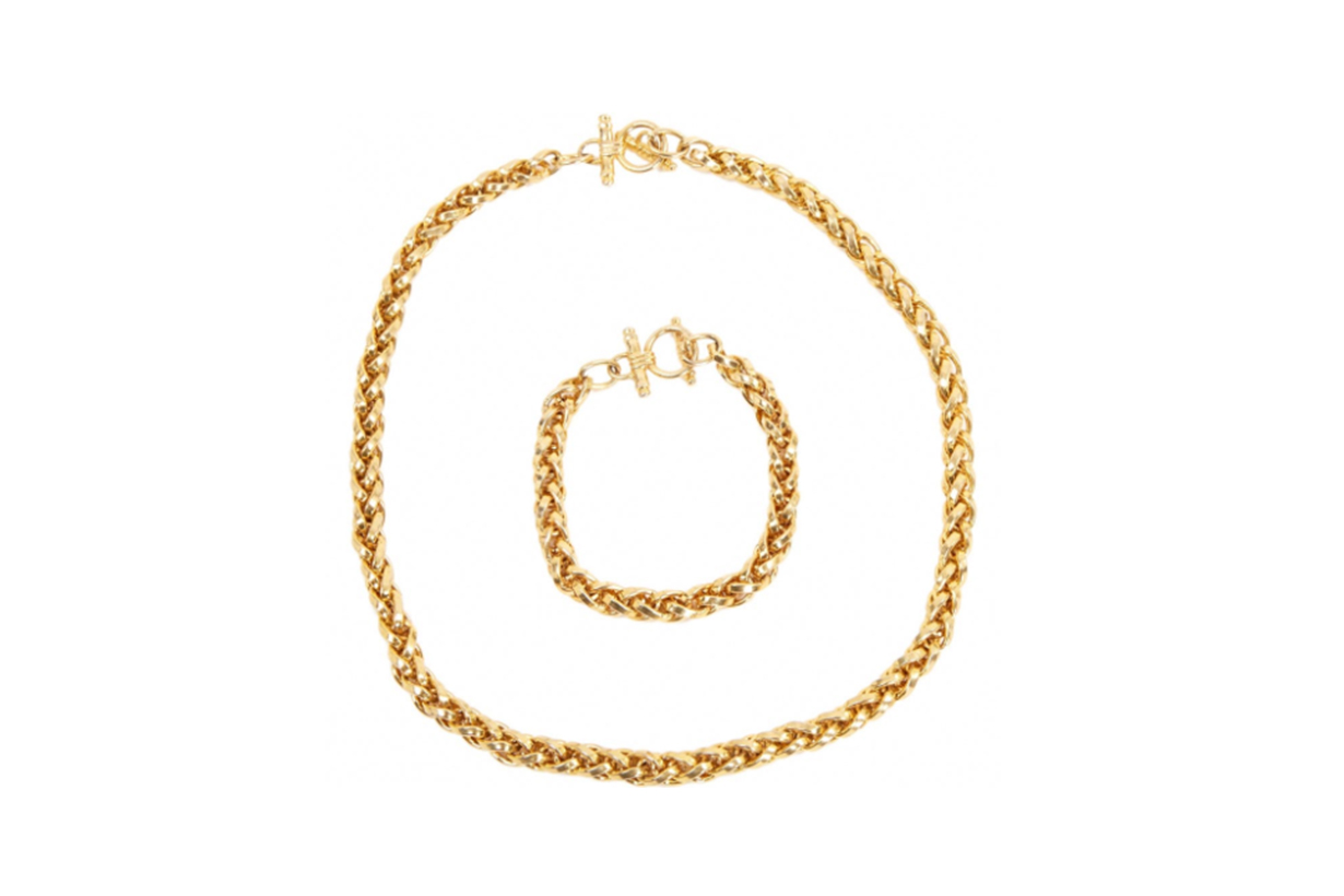 Jil Sander Jewellery Set