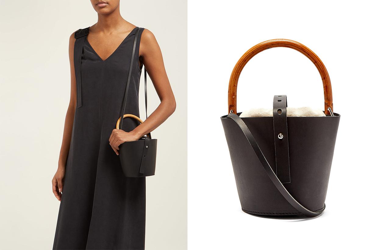 Louise Bucket Bag
