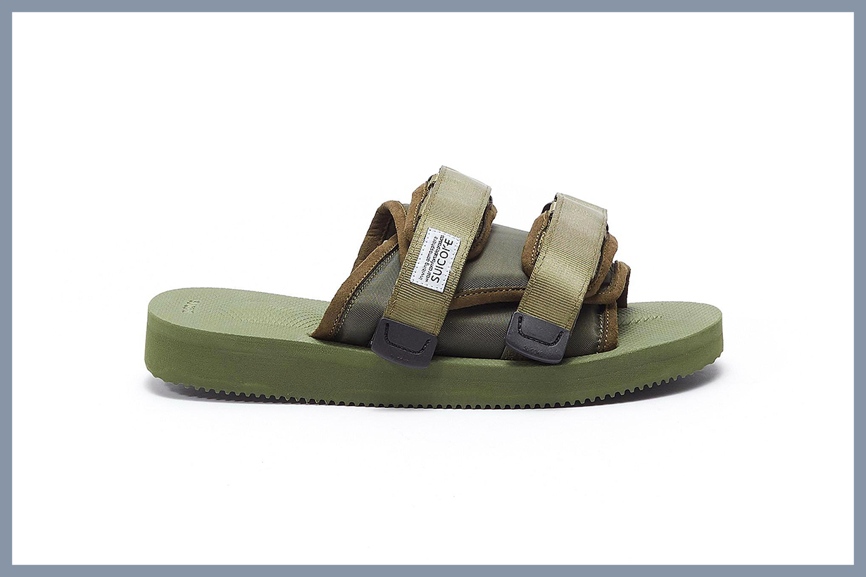 MOTO-Cab Slide Sandals
