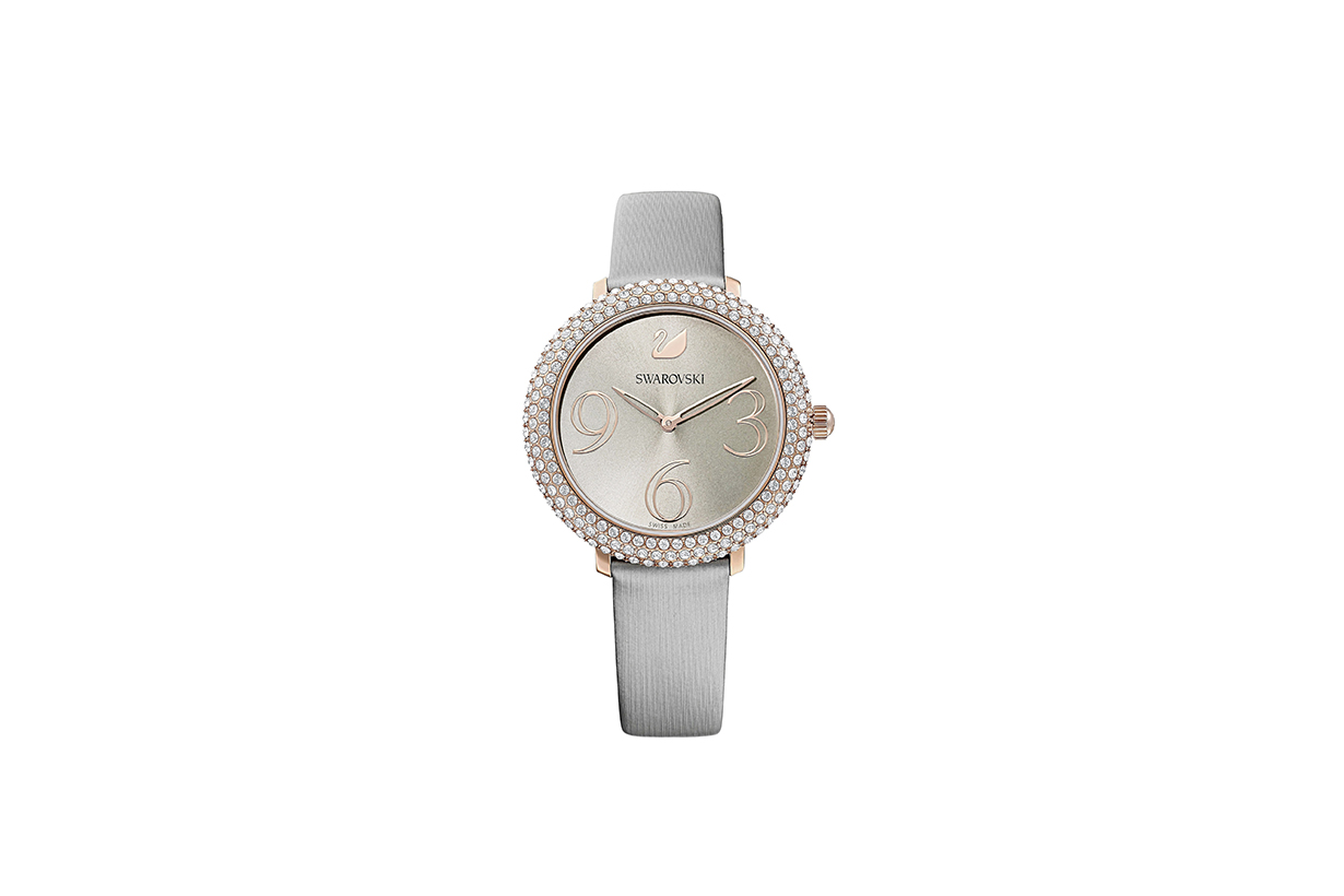SWAROVSKI 2019 CRYSTAL FROST WATCH 3290