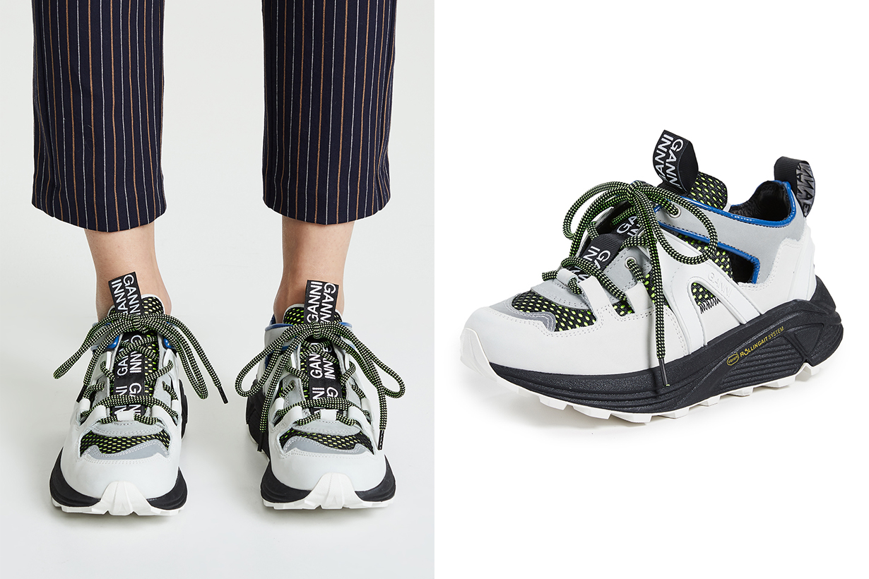 Tech Fabric Accessories Sneakers