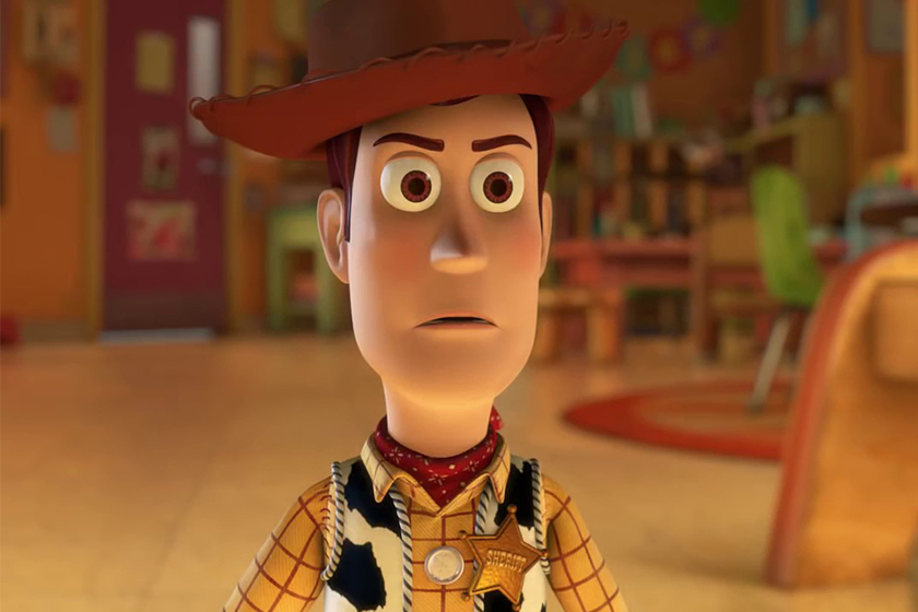 toy story fun facts woody