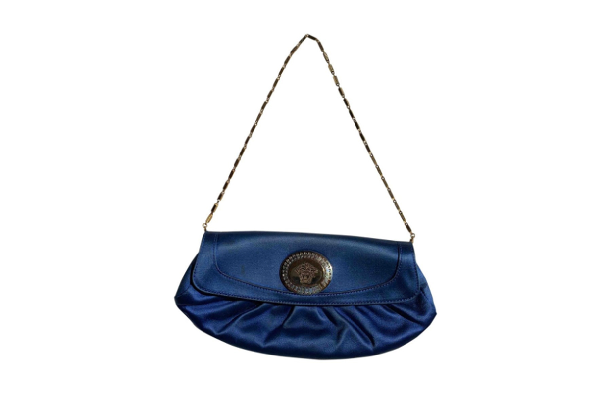 Versace Silk Mini Bag