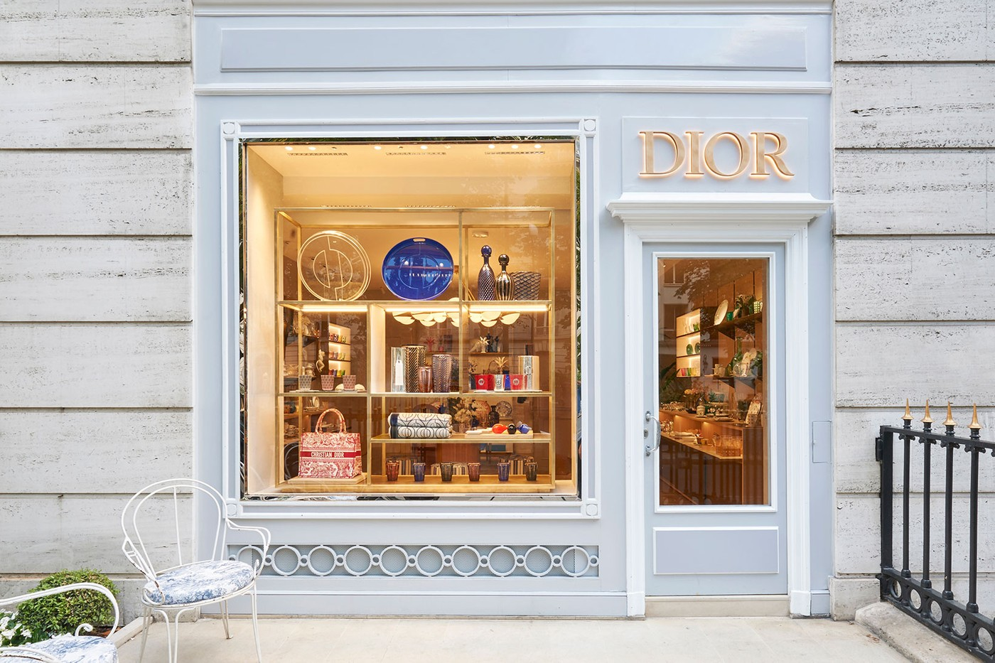 Dior paris Dior Maison decor Lifestyle boutique