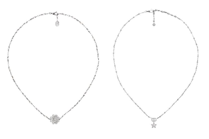 GUCCI Flora Jewelry GG Logo G Timeless watch