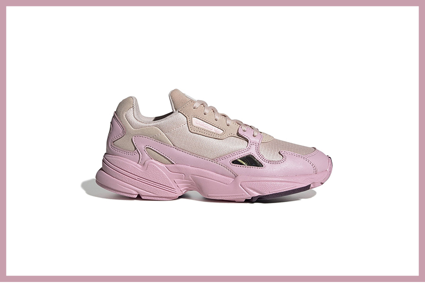 adidas Originals Rose Pink Dad Sneaker Chunky Shoes