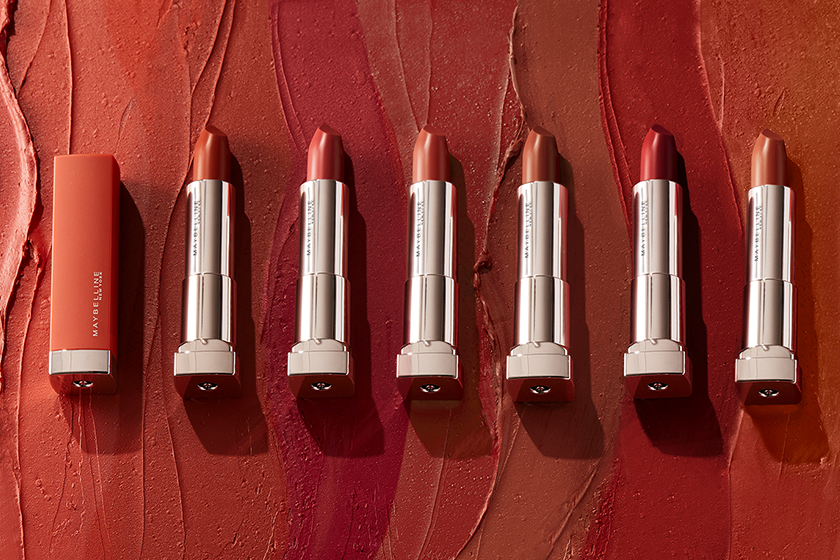 New Lipstick IPSA Maybelline MAC Cosmetics