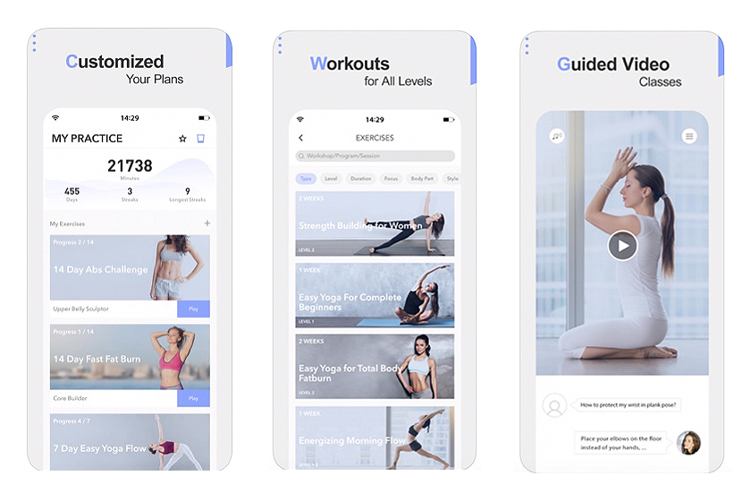 5 Keep Fit APP Smart Phone Health and Fitness