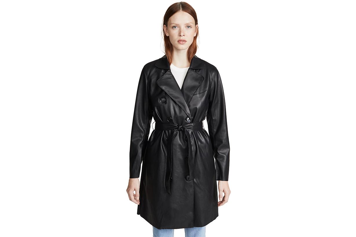Blank Denim Scorpio Coat