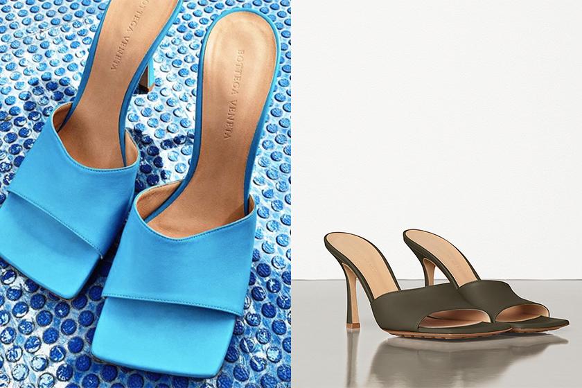 Bottega Veneta sketch sandlas