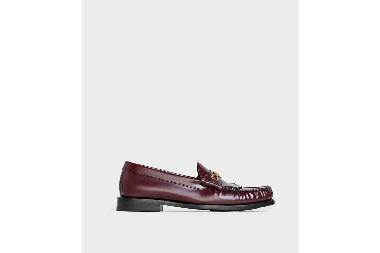 Celine Luco Maillons Triomphe Loafer