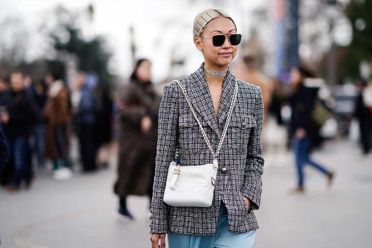 Chanel Outfits Street Style