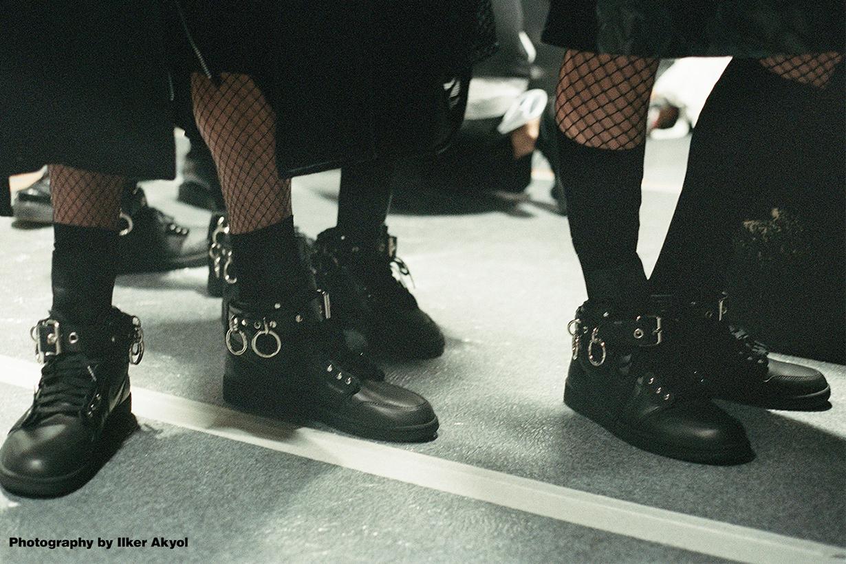 COMME-des-GARÇONS-x-Air-Jordan-1-Sneakers